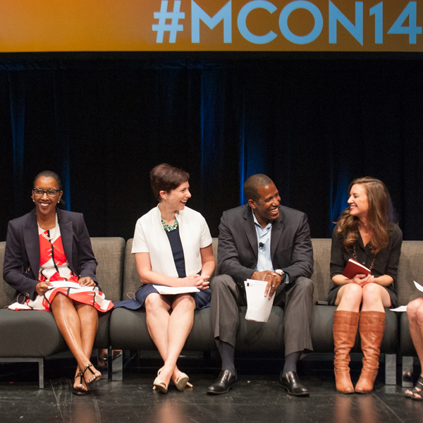 The Corporate Panel answers questions from the MCON 2014 online audience.