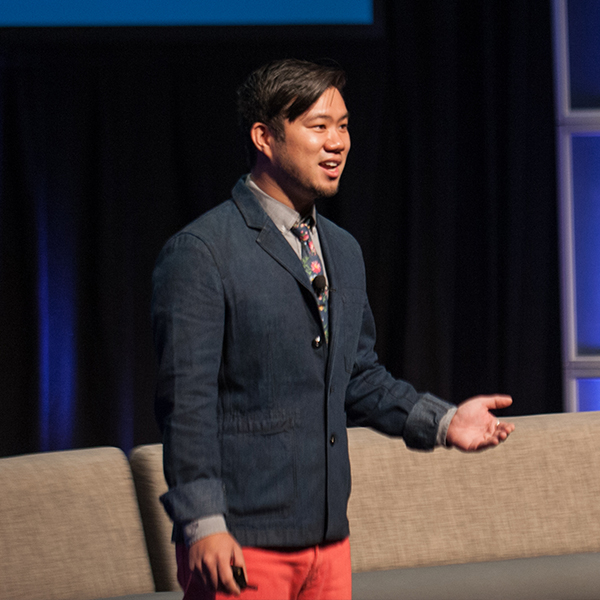 MCON 2014 speaker, James Ha, talks about the importance of investing in fashion for good.