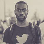 portrait of Deray McKesson
