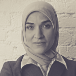 portrait of Dalia Mogahed